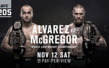 Conor McGregor vs Eddie Alvarez: What time is UFC 205 on at and where to watch it