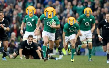 Can you name the last Ireland team to take on the All Blacks?