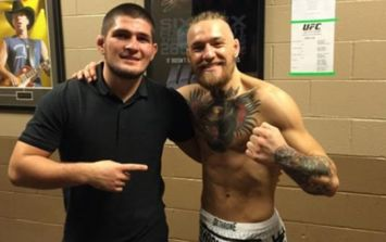 Khabib Nurmagomedov cost Conor McGregor $3.5 million, according to his father