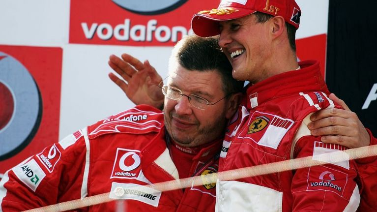"""Reports on Michael Schumacher's condition are """"wrong"""" says ex-Ferrari tech chief Ross Brawn"""