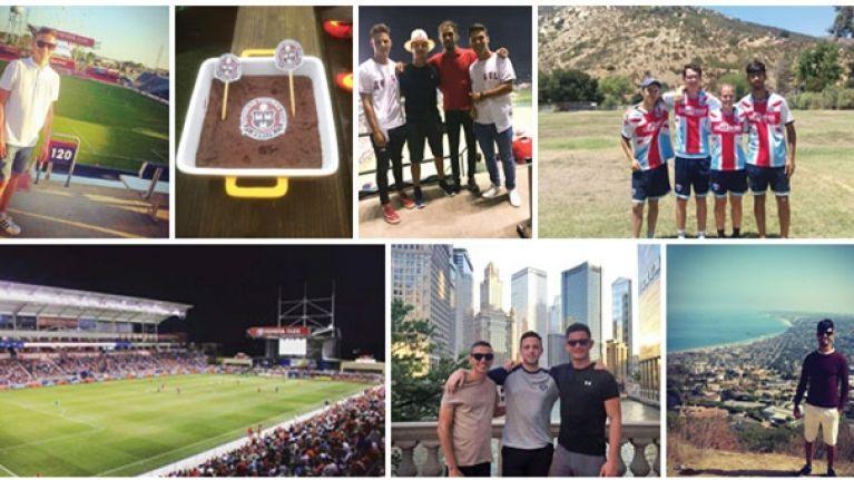 This could be the dream job for any football fan who fancies working in the States