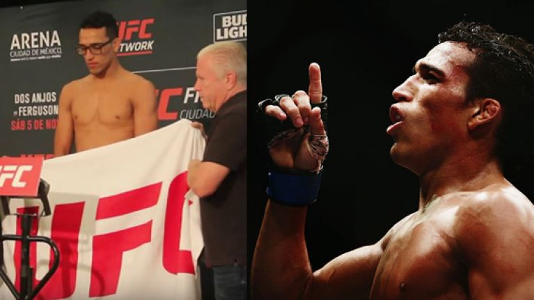 UFC star Charles Oliveira misses weight by his biggest margin yet