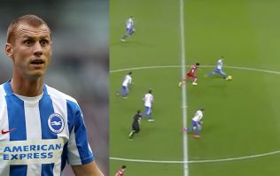 WATCH: Steve Sidwell pulls off Xabi Alonso-esque wonder goal for Brighton