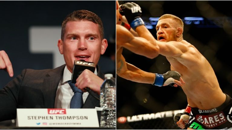 Conor McGregor hits harder than 'Wonderboy' judging by UFC punch