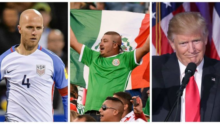 US soccer captain shares wonderful message of unity before Mexico match