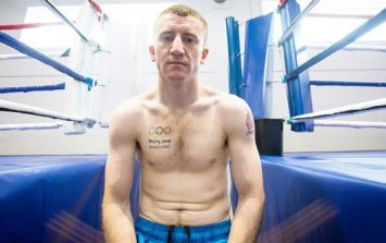 REPORT: An opponent has been confirmed for Paddy Barnes' professional debut