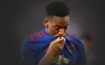 Anthony Martial's woes continue as Didier Deschamps looks elsewhere for squad replacement