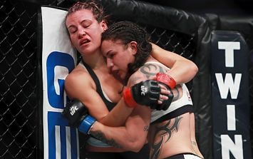 Miesha Tate curses out Dana White before final opponent shares touching image of respect