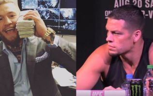 Conor McGregor vs Nate Diaz part 3 has a date and place, if John Kavanagh calls are taken into account