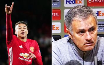 Jose Mourinho thinks the only reason no-one is praising 'Magic' Lingard is because they hate him