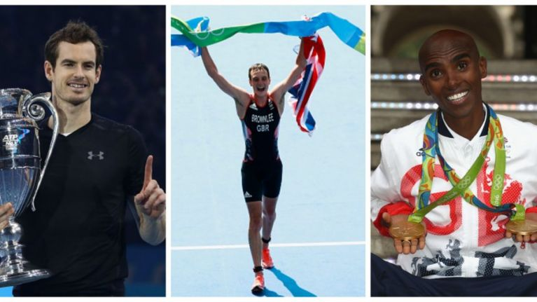 Andy Murray leads nominations for BBC's 2016 Sports Personality of the Year