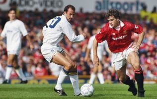 Gary McAllister fondly recalls the day Liverpool denied Manchester United the league title