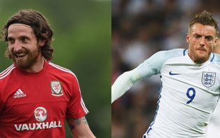 Joe Allen makes the shortlist for Uefa's team of the year, Jamie Vardy doesn't