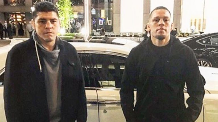 Nick Diaz claims younger brother would never have lost to Conor McGregor if he was in the corner