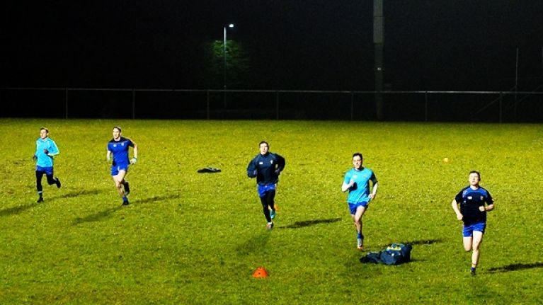 GAA coaches, it's NOVEMBER! Catch yourselves on