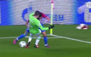 WATCH: Yannick Carrasco's soul-stealing piece of magic might actually scramble your brain