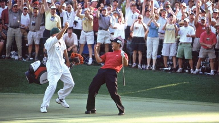 Seven iconic golf shots that everyone wishes they could play