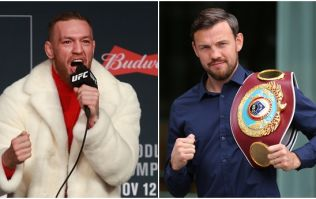 Andy Lee makes a great case for Conor McGregor to win sportsperson of the year