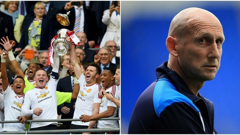 Manchester United legend returns to Old Trafford for the FA Cup third round