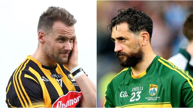 Paul Galvin and Jackie Tyrrell both had the same problem with All-Ireland final suits