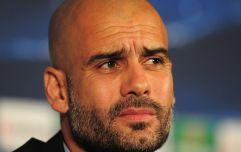 Manchester City labels Pep Guardiola to Juventus as 'nonsense'