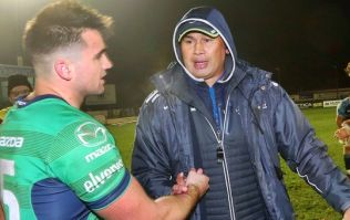 """WATCH: Emotional Pat Lam on """"significant offer"""" that tempted him from Connacht"""
