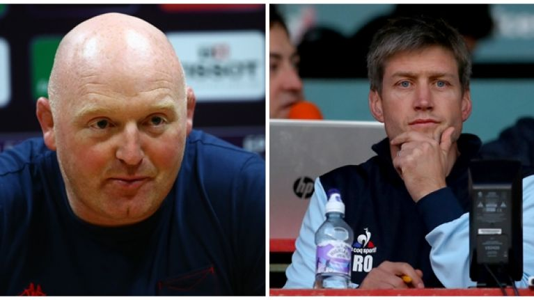 Bernard Jackman open to the idea of heading west but the same can't be said for Ronan O'Gara