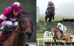 The five horses to look out for at the Fairyhouse Winter Festival