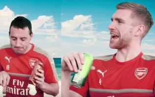Stop what you're doing and admire Per Mertesacker's Australian accent