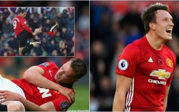 Zlatan Ibrahimovic takes credit for Phil Jones' fitness in yet another gem of a post-match interview