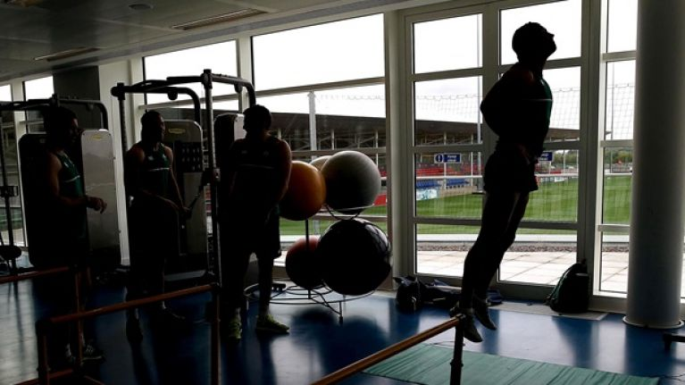 11 types of people at every single GAA pre-season testing session