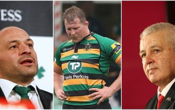 Warren Gatland praises Rory Best, and it's obvious who he should pick as Lions captain