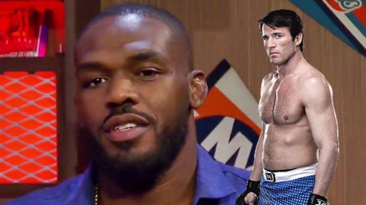 WATCH: Jon Jones wants Chael Sonnen next after defeating UFC veteran Dan Henderson