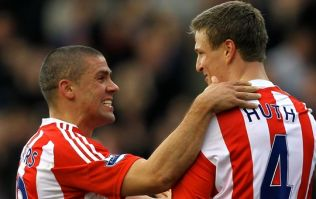 Jon Walters takes the piss out of former teammate with Christmas tweet