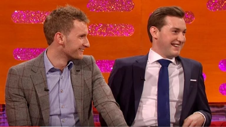 WATCH: O'Donovan brothers had a Hollywood actress entranced on The Graham Norton Show