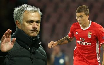 Jose Mourinho has decided not to move for Victor Lindelof in January