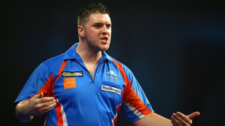 WATCH: Derry man booed before hitting most nerve-racking double at World Darts Championship