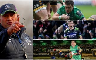 Big statement from Connacht as they secure the future of crucial first team players