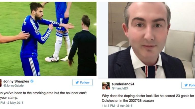 c5a0657fe The 37 best football tweets of 2016