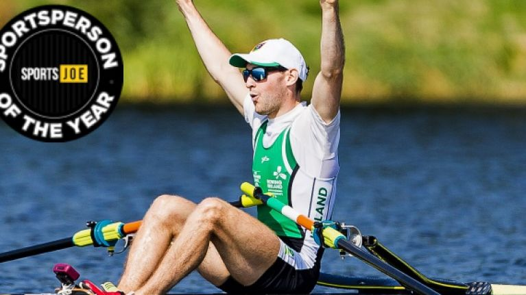 Paul O'Donovan's achievements this year are truly remarkable and he's only 22