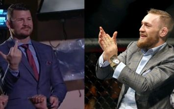 Jose Aldo comments have left Michael Bisping wide open to criticism