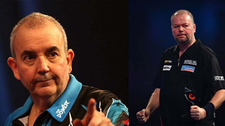 The 'El Clasico' of darts was opportunity for some sports fans to strike up a famous old debate