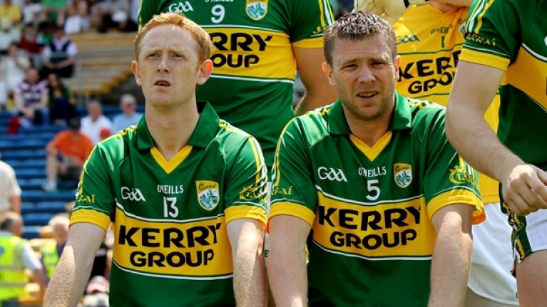 Tomás Ó Sé tells brilliant story about first encounter with Colm Cooper