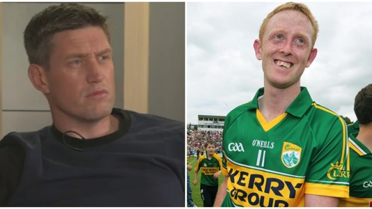 Ronan O'Gara calls it absolutely perfectly about Colm Cooper