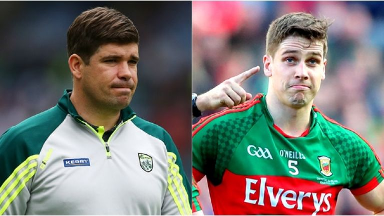 Kerry boss Eamonn Fitzmaurice reminds us all what happened to Lee Keegan