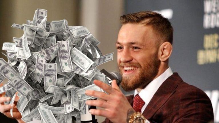 Bookies win big on McGregor loss | Sherdog Forums | UFC, MMA