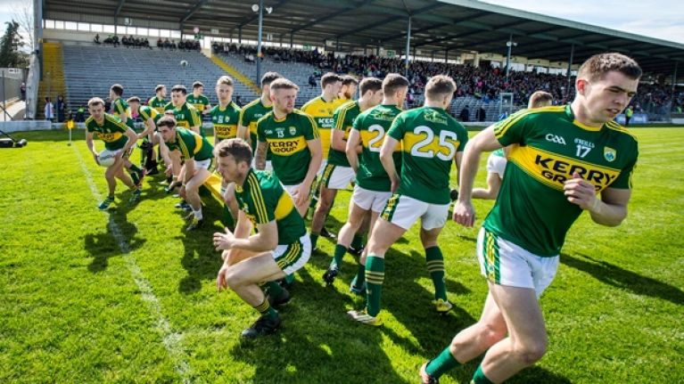Kerry bring their last legend back to face Dublin