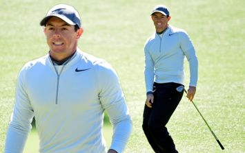 WATCH: Rory McIlroy shows the crap you have to deal with when you're too good at golf