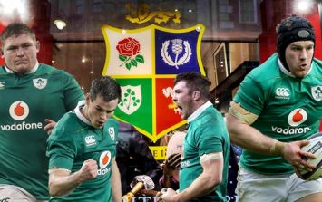 Some absolutely massive names to miss out on British & Irish Lions selection