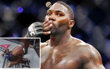 Daniel Cormier forces Anthony Johnson into retirement with identical outcome in rematch